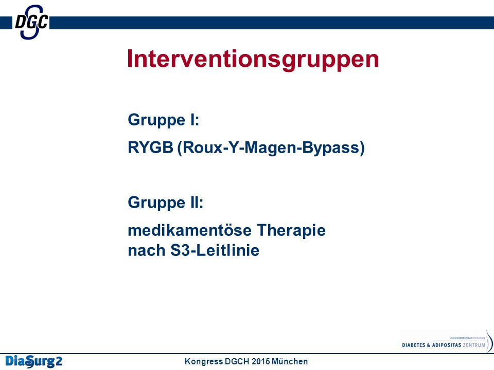 Interventionsgruppen