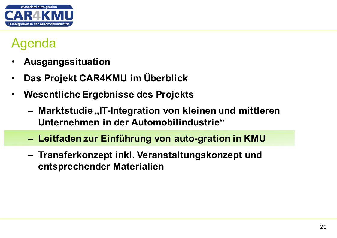 Einführung in das Projekt CAR4KMU - ppt video online herunterladen