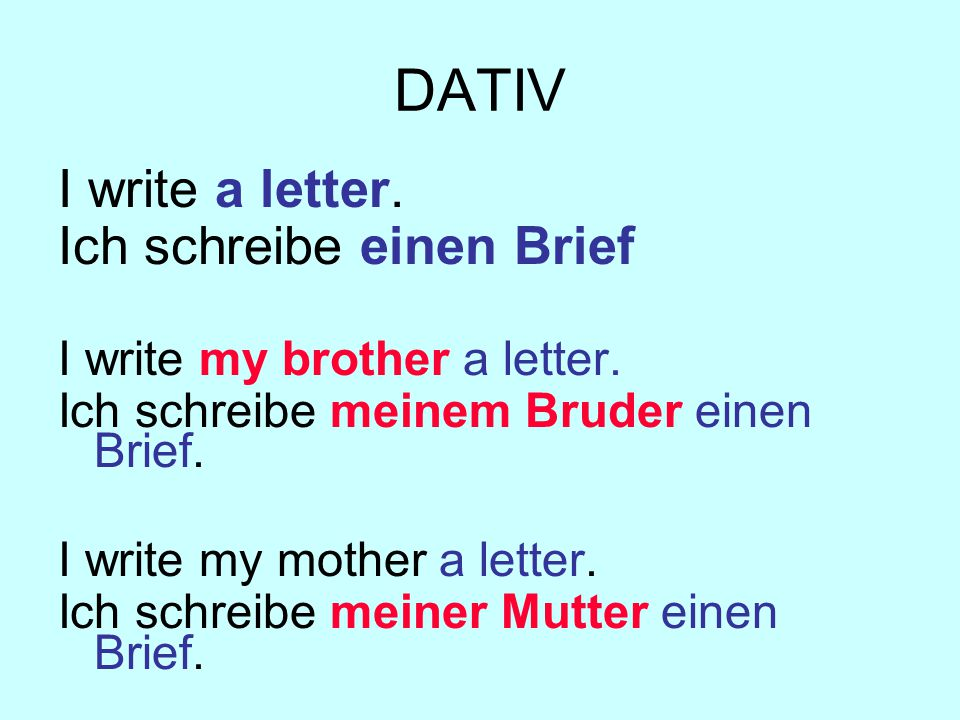 Grammar Cases In German Ppt Video Online Herunterladen