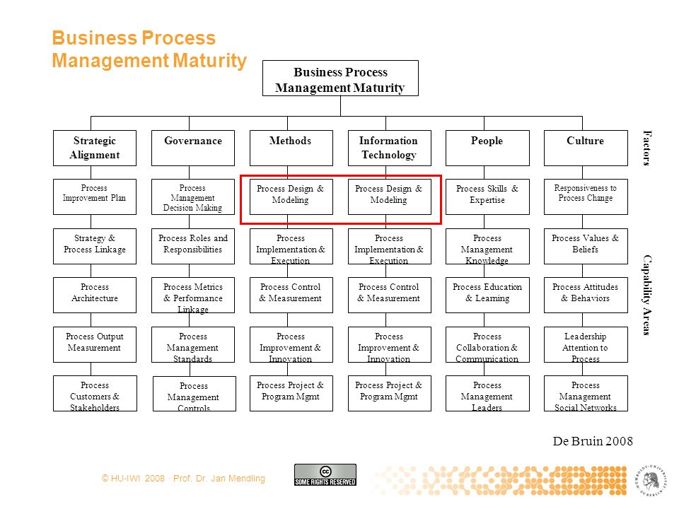 Business Process Management Maturity
