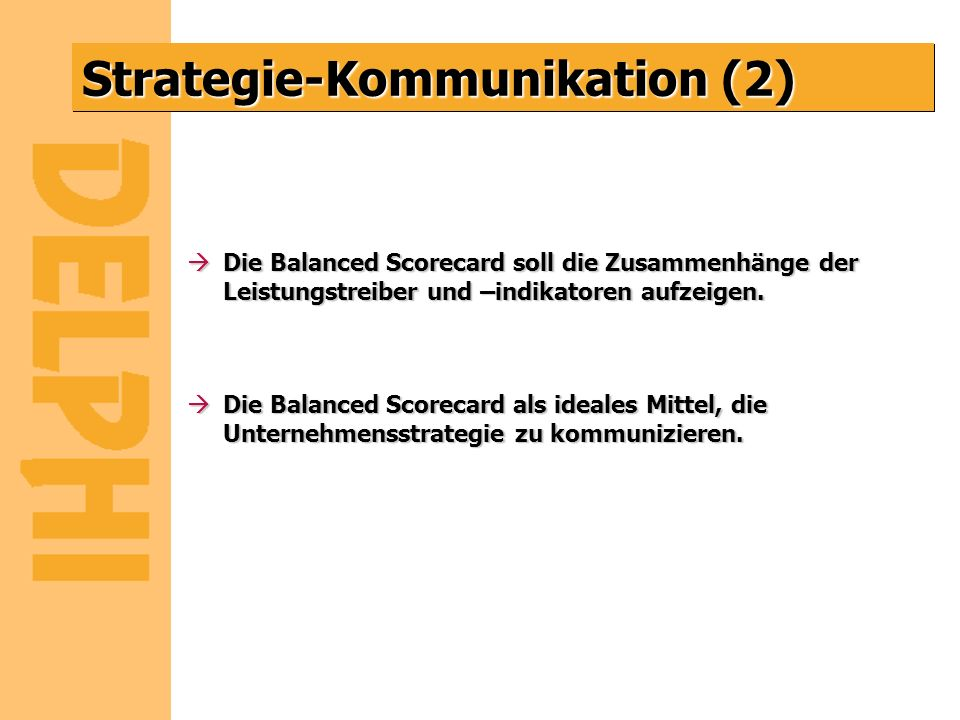 Strategie-Kommunikation (2)