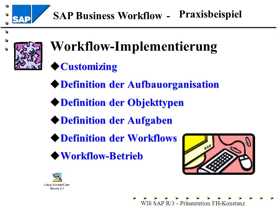 Workflow-Implementierung