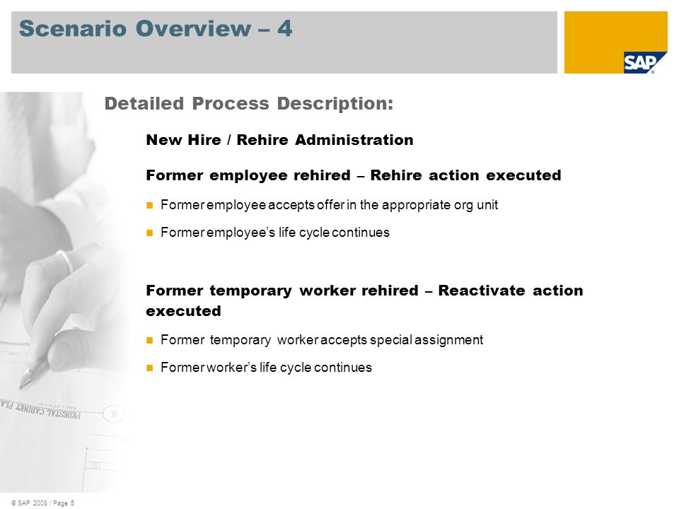 Detailed Process Description: