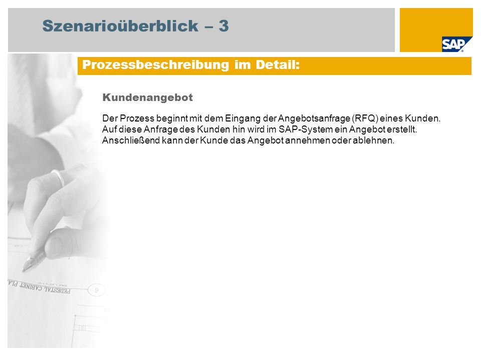 Kundenangebot Sap Best Practices Baseline Package Ppt Herunterladen