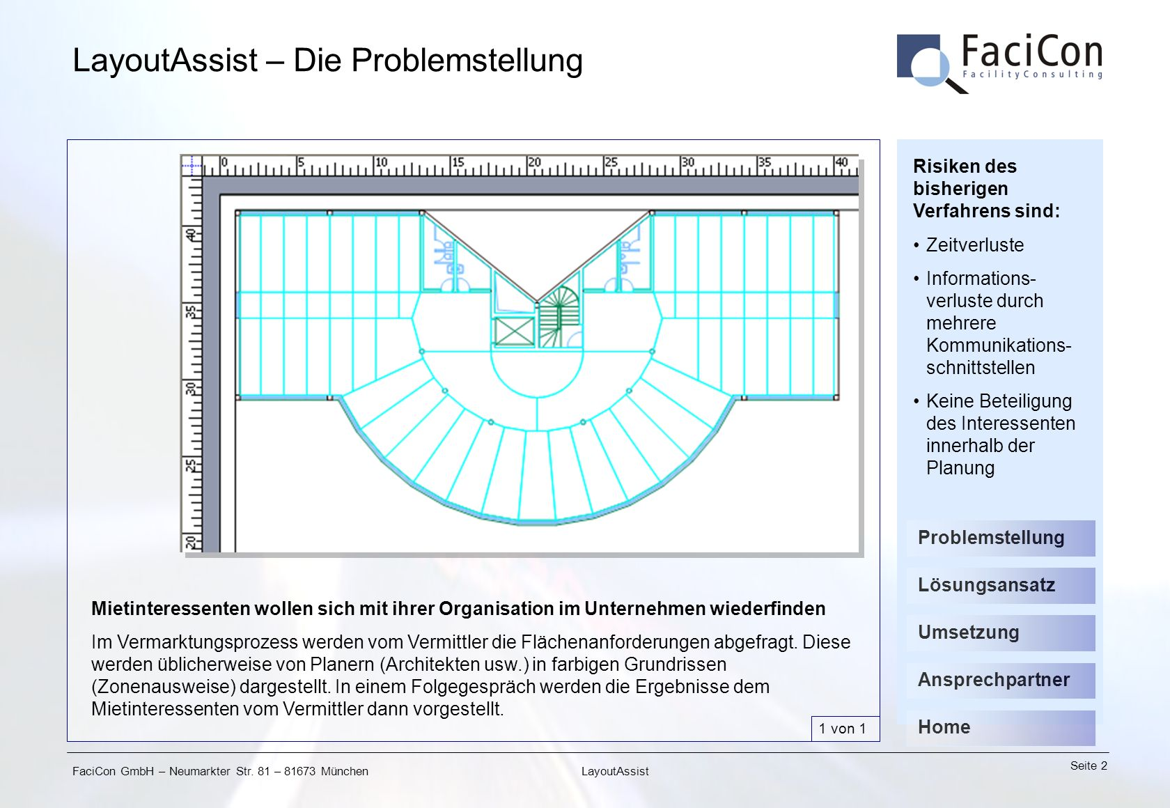 LayoutAssist – Die Problemstellung