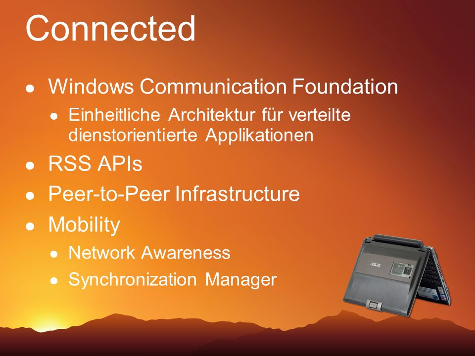 Connected Windows Communication Foundation RSS APIs