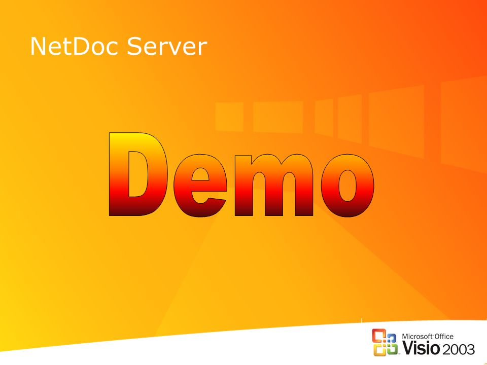 NetDoc Server Demo