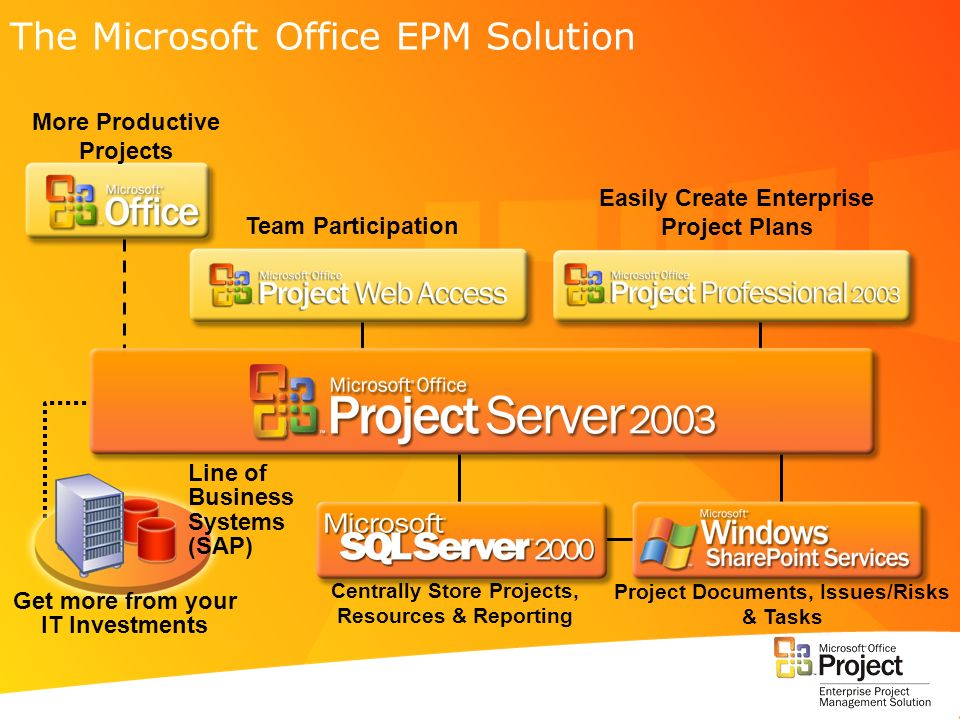 The Microsoft Office EPM Solution