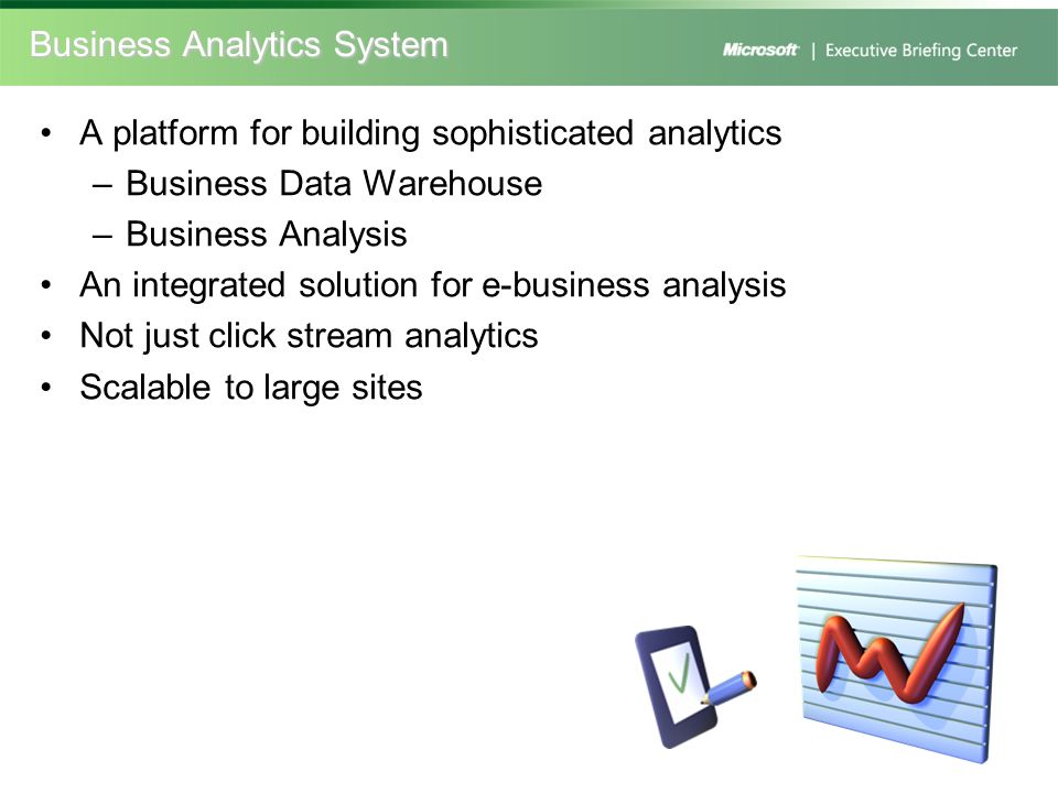 Business Analytics System