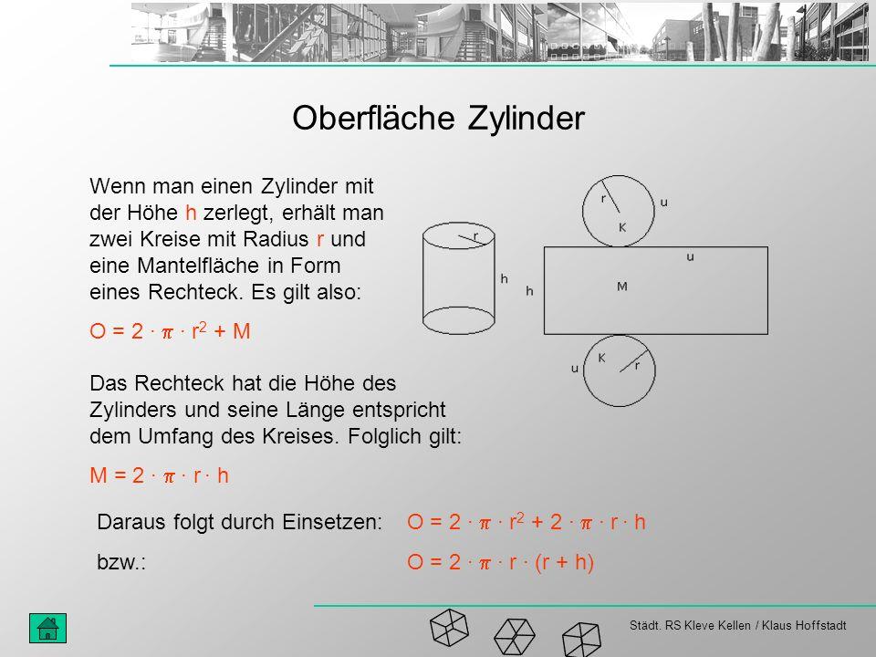 berechnen zylinder volumen eines zylinders berechnen. Black Bedroom Furniture Sets. Home Design Ideas