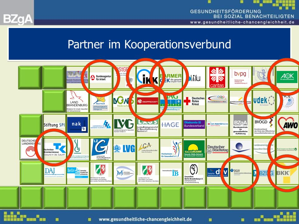 Partner im Kooperationsverbund