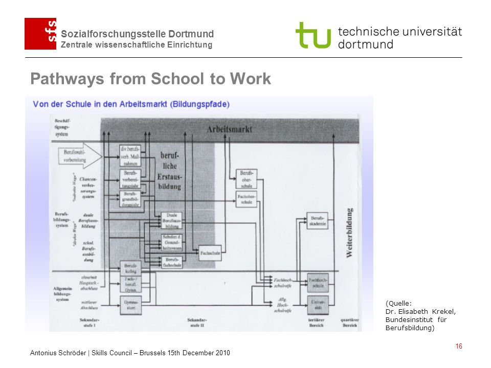 Pathways from School to Work