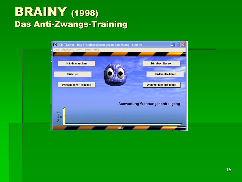 BRAINY (1998) Das Anti-Zwangs-Training