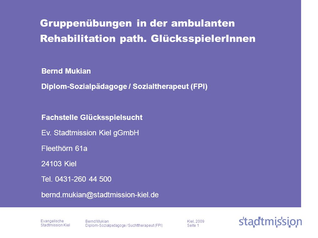 Gruppenübungen in der ambulanten Rehabilitation path