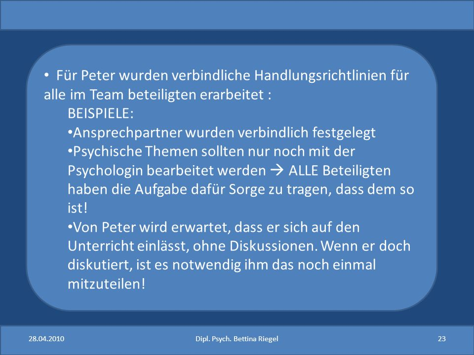 Dipl. Psych. Bettina Riegel
