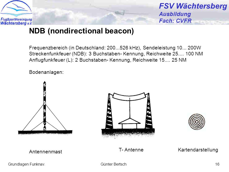 NDB (nondirectional beacon)