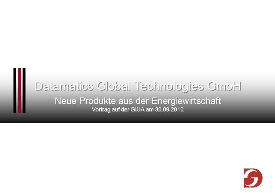 Datamatics Global Technologies GmbH