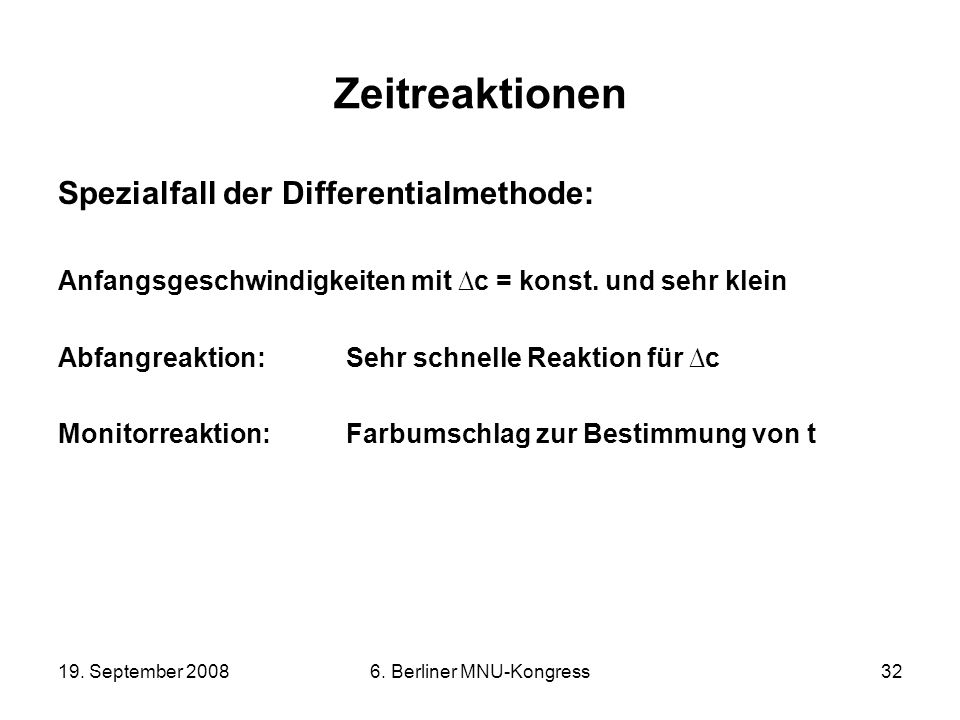 6. Berliner MNU-Kongress