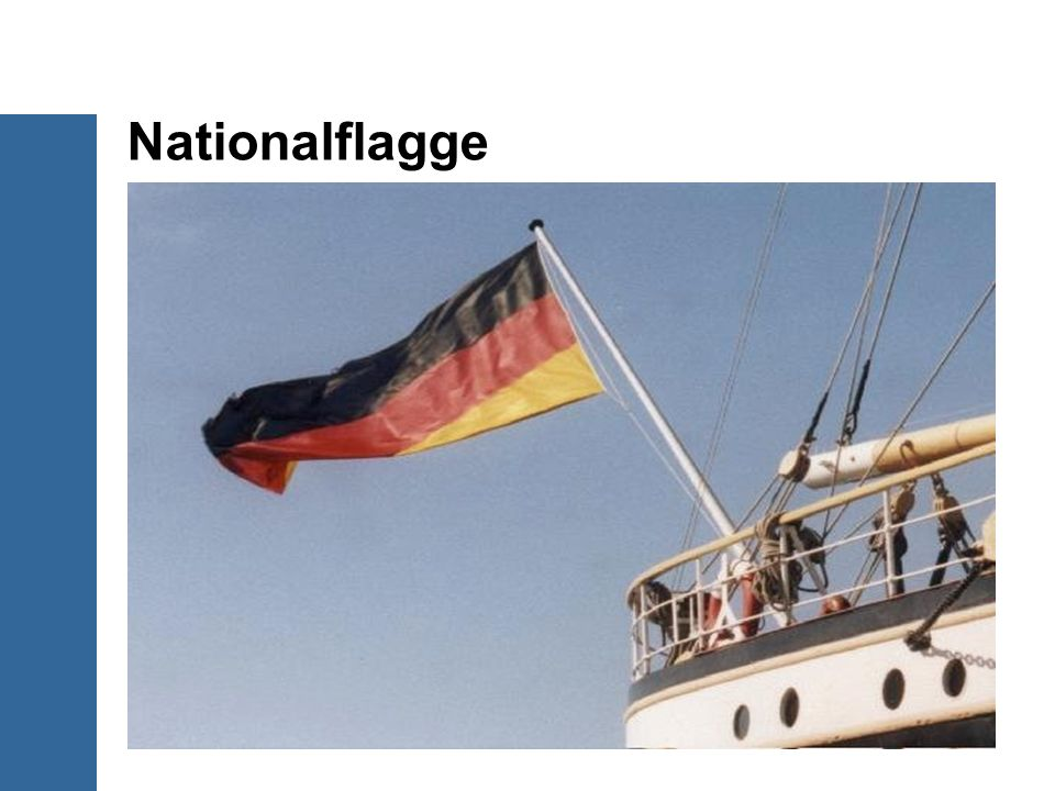 Nationalflagge