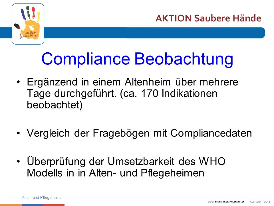 Compliance Beobachtung