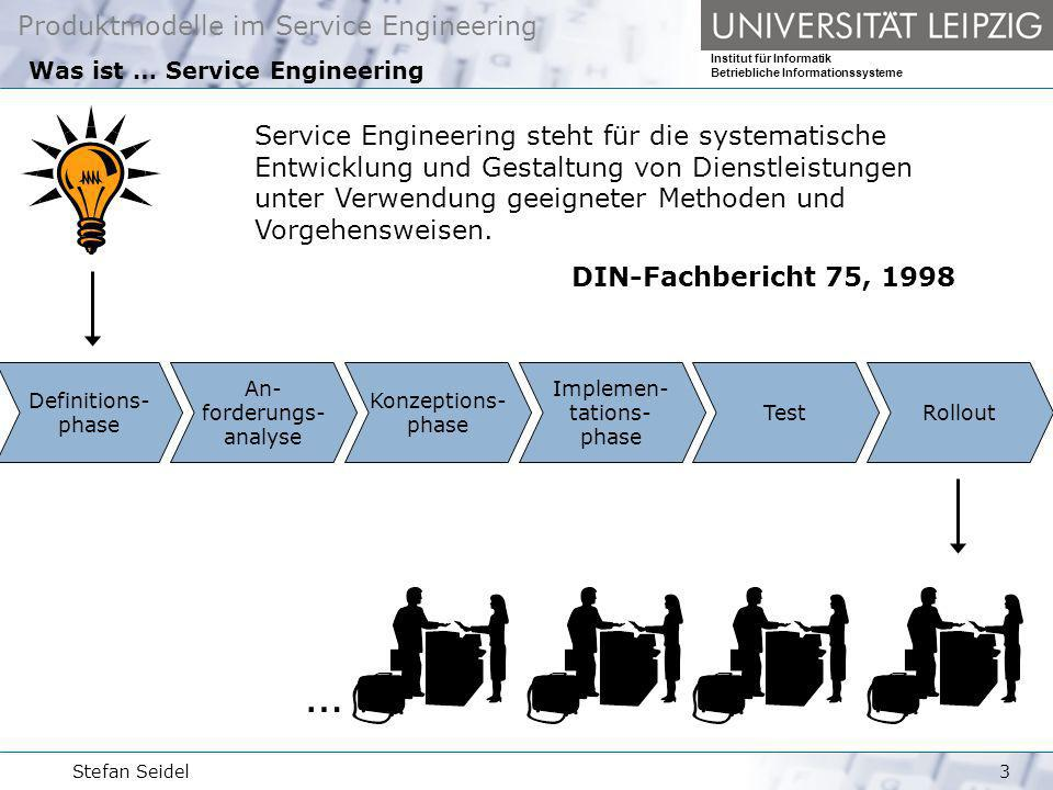 Was ist … Service Engineering