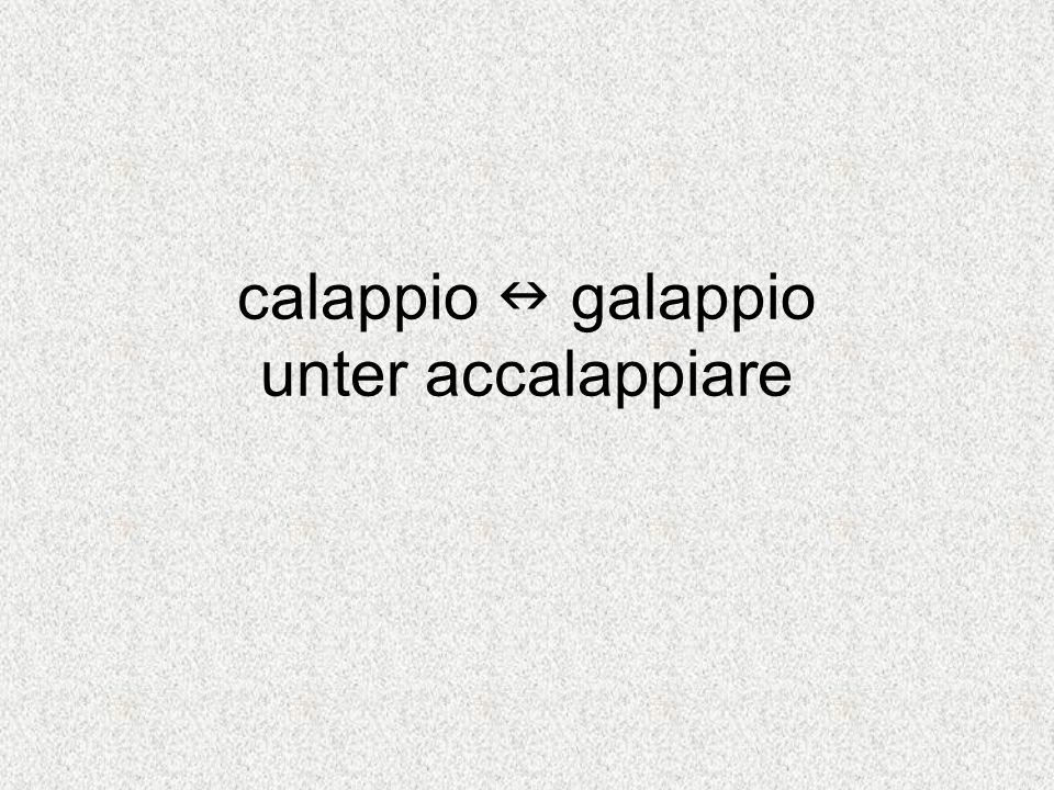 calappio n galappio unter accalappiare