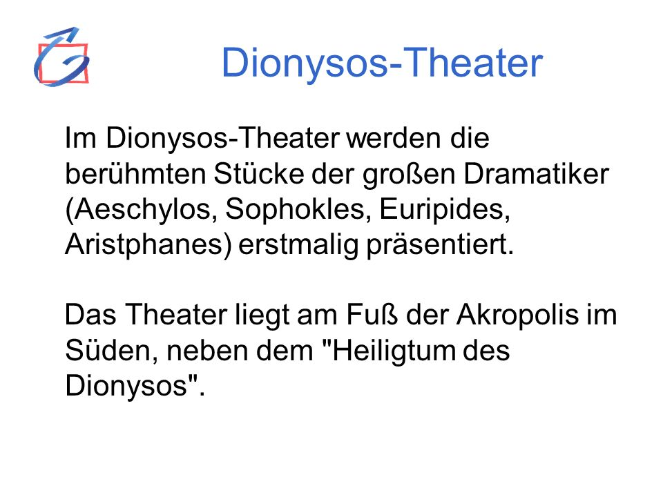 Dionysos-Theater