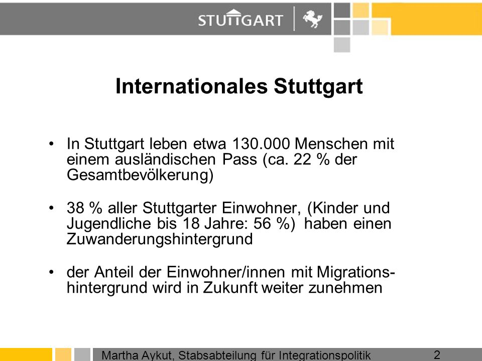 Internationales Stuttgart