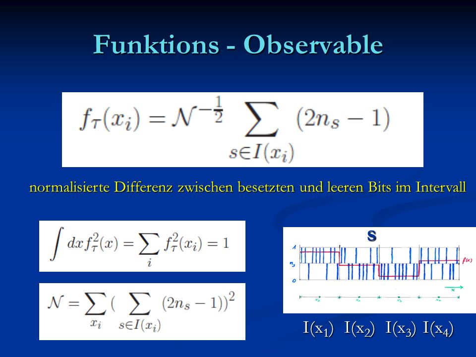 Funktions - Observable