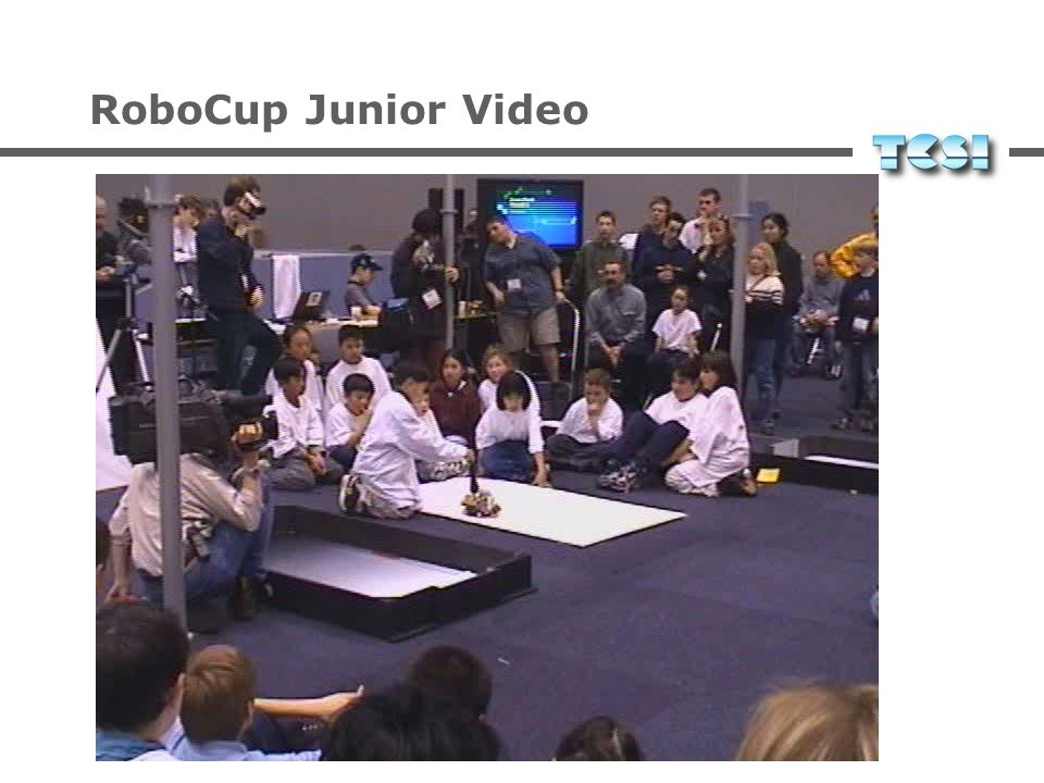 RoboCup Junior Video