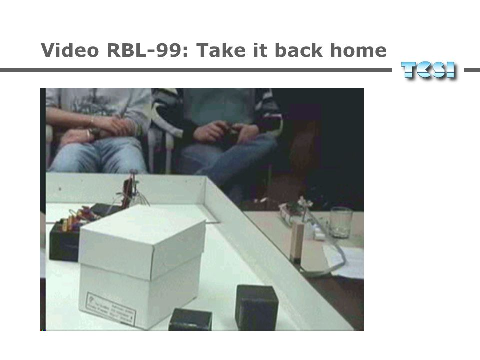 Video RBL-99: Take it back home