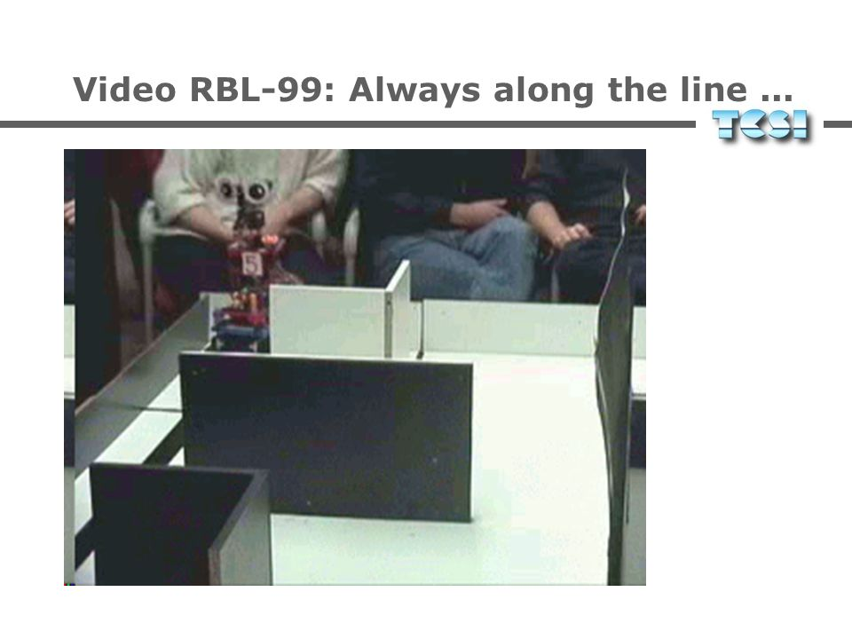 Video RBL-99: Always along the line ...