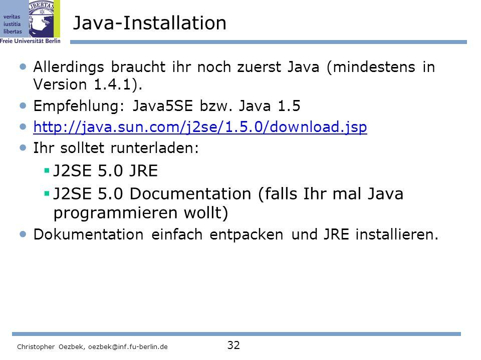 Kleine Einführung in die Programmierung (mit Eclipse und Haskell ...