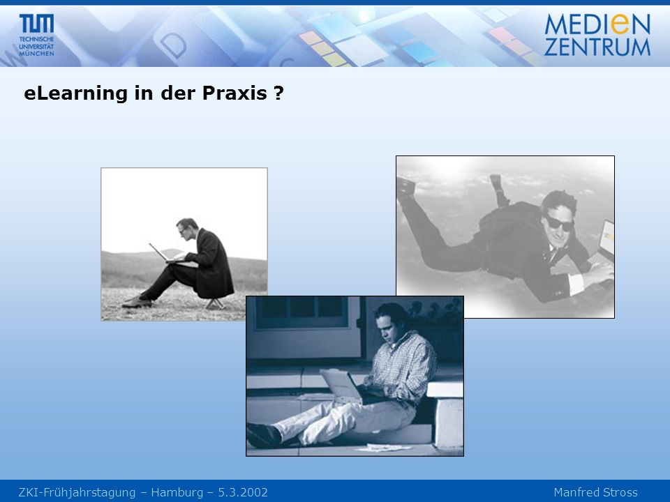 eLearning in der Praxis