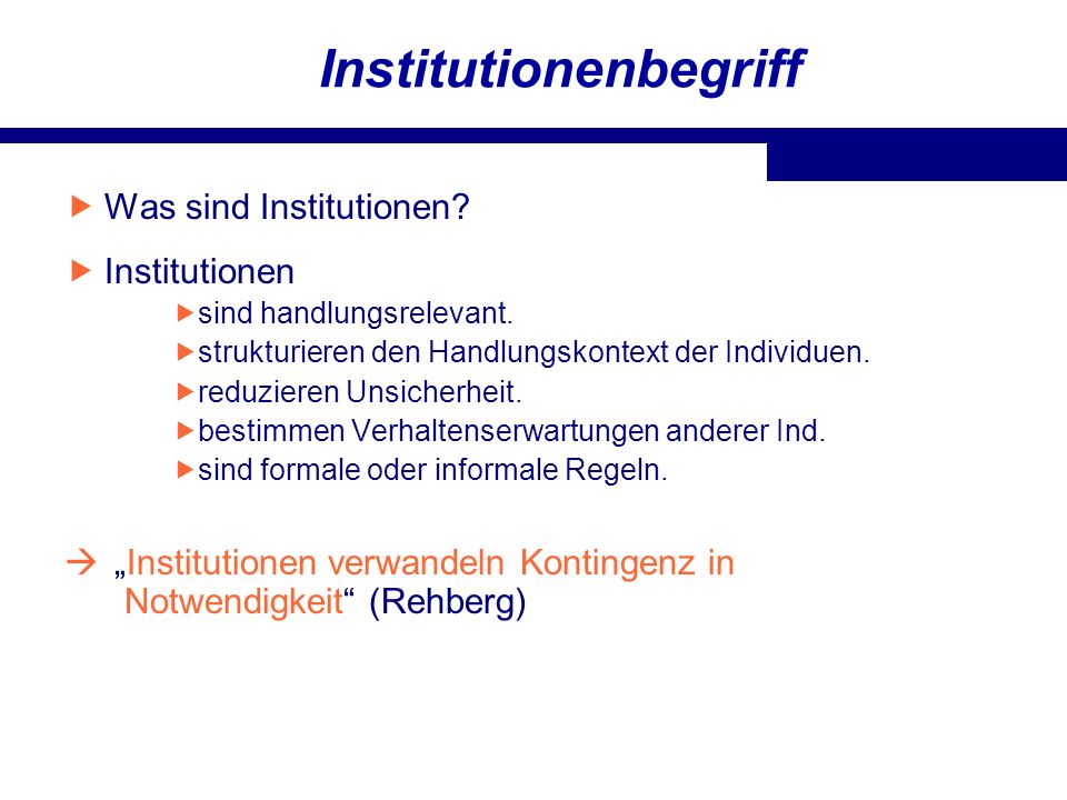 Institutionenbegriff