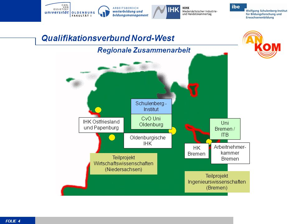 Qualifikationsverbund Nord-West