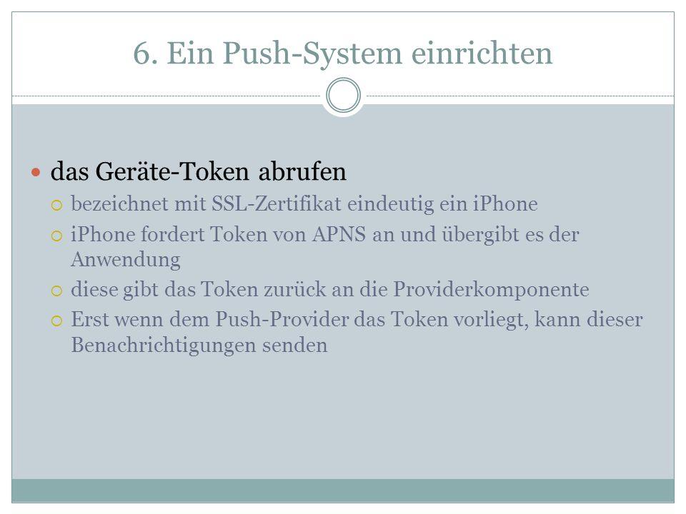 App Literatur iPhone Entwicklung Push-Benachrichtigungen - ppt ...