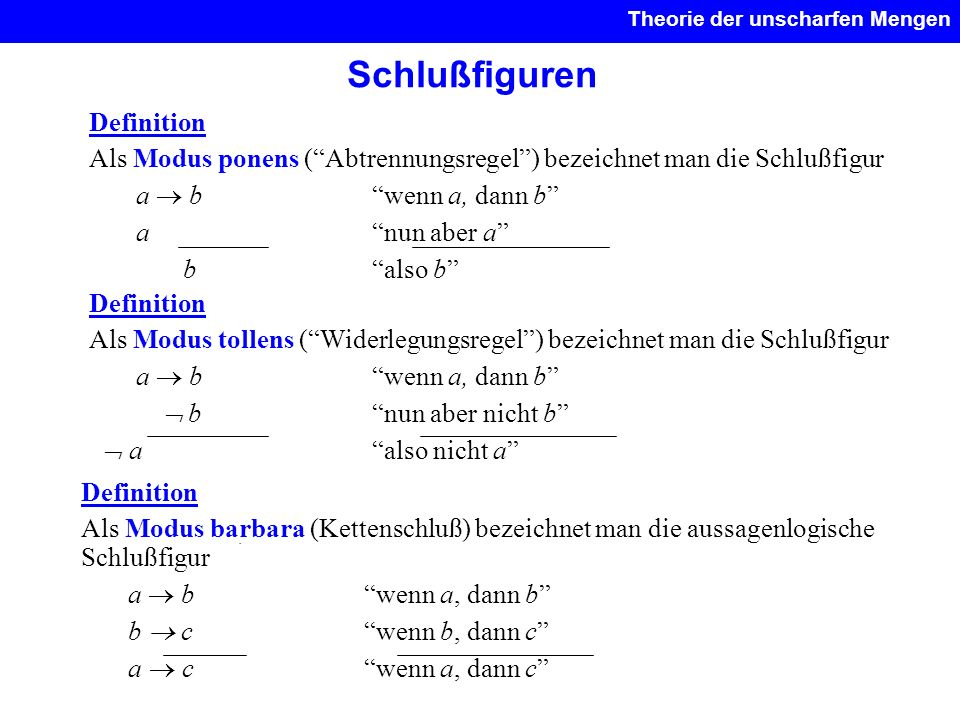 Schlußfiguren Definition