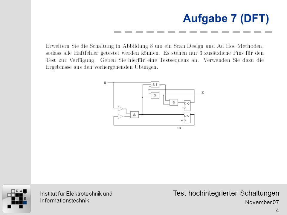 Test hochintegrierter Schaltungen - ppt herunterladen