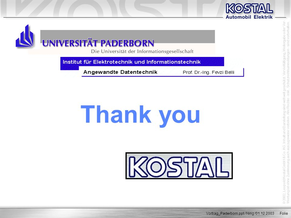 Thank you Vortrag_Paderborn.ppt / Ning / Folie