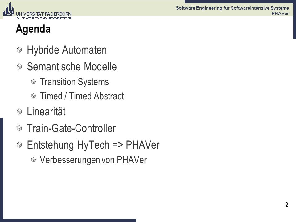 Train-Gate-Controller Entstehung HyTech => PHAVer