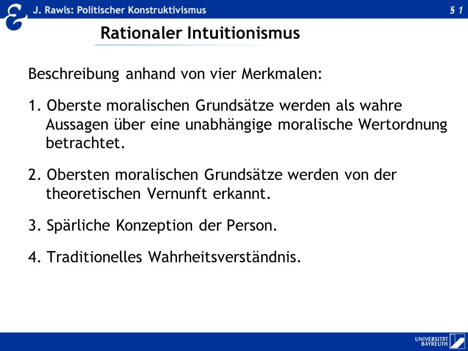 Rationaler Intuitionismus