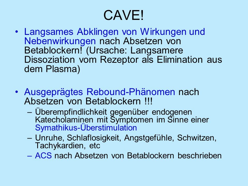 CAVE!