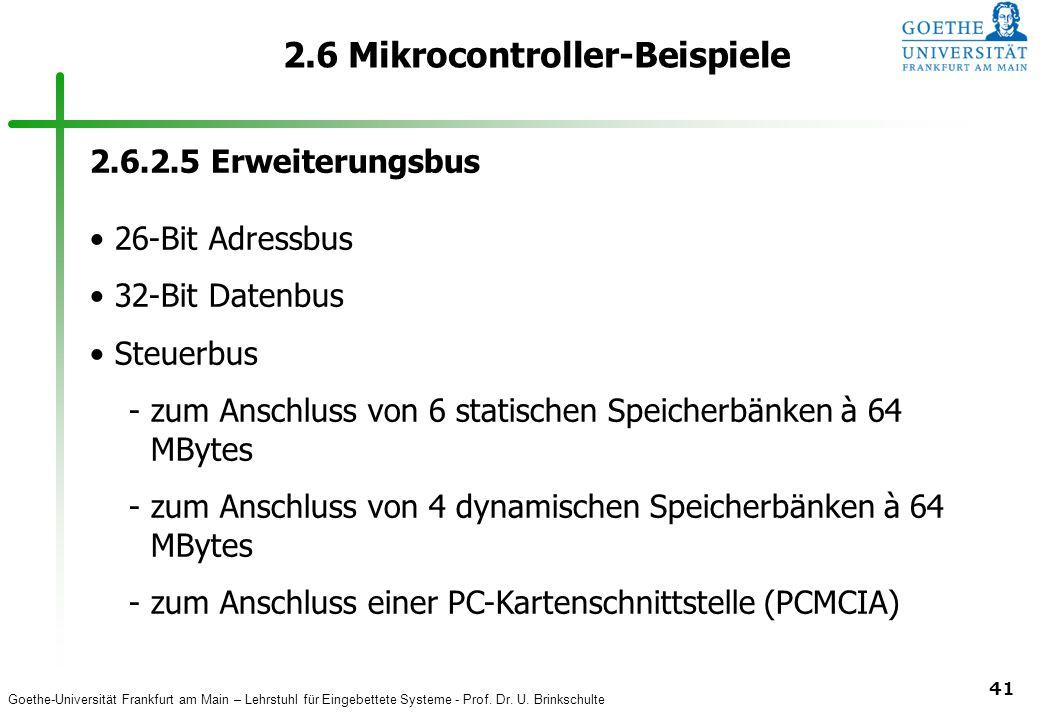 2.6 Mikrocontroller-Beispiele - ppt herunterladen