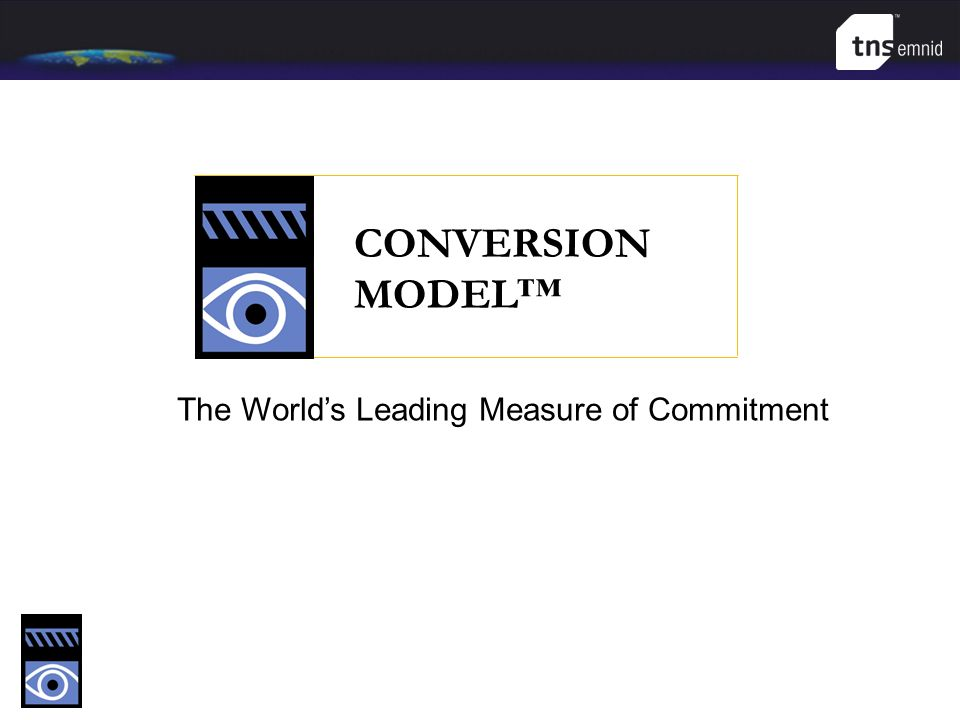 The World's Leading Measure of Commitment
