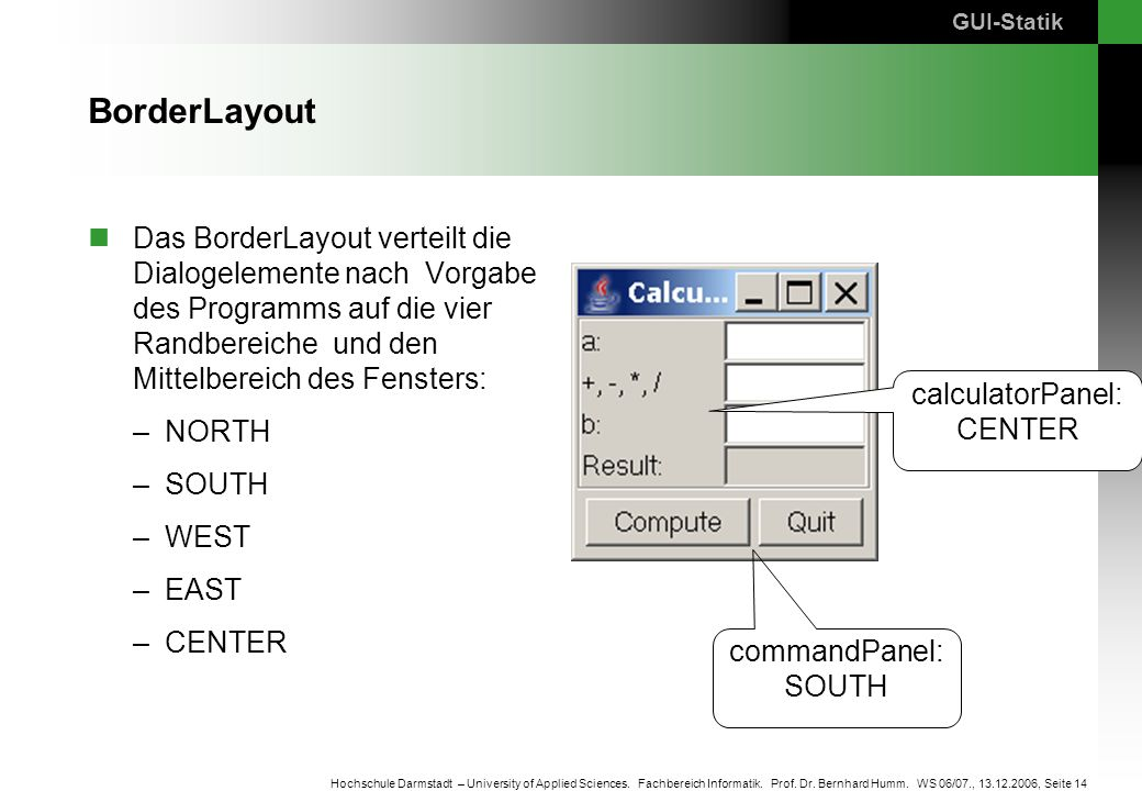 calculatorPanel: CENTER