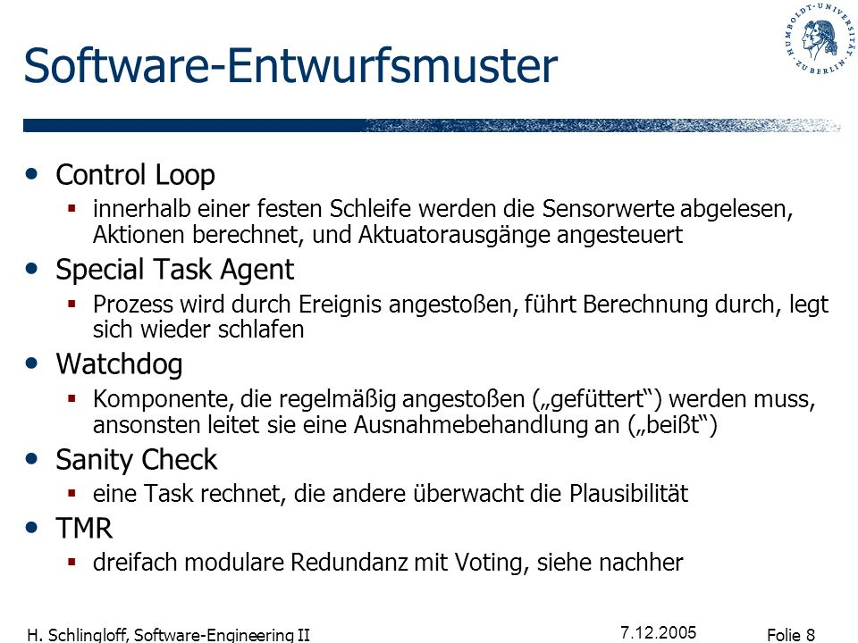Software-Entwurfsmuster