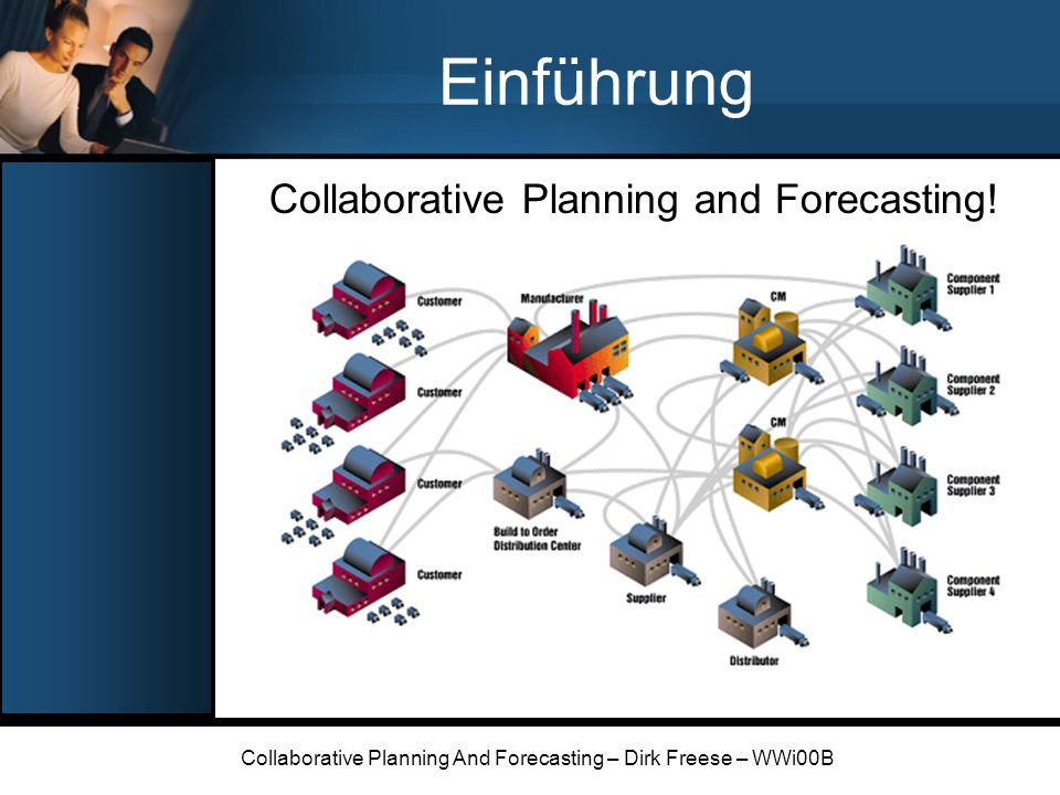 Einführung Collaborative Planning and Forecasting!