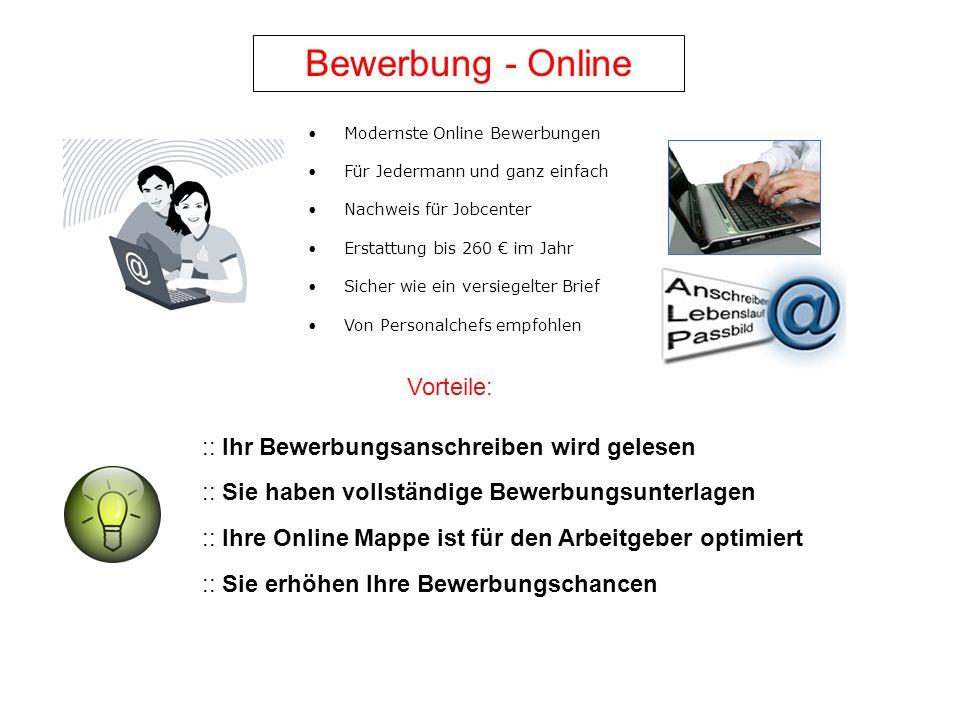 Bewerbung Online Vorteile Ihr Bewerbungsanschreiben Wird