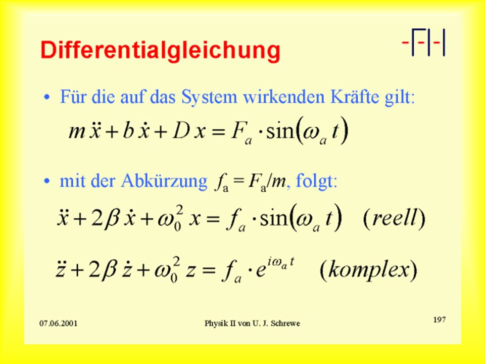 Differentialgleichung
